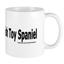 Unique English toy spaniel Mug