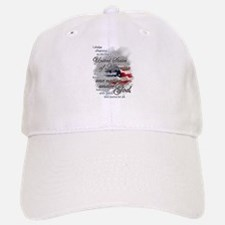 US Pledge - Baseball Baseball Cap