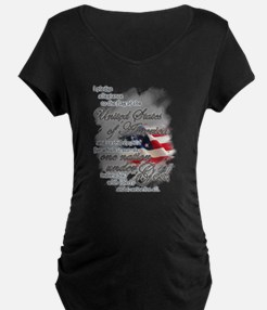US Pledge - T-Shirt