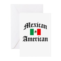 Mexican American Greeting Cards (Pk of 10)
