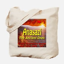 Anasazi The Ancient Ones Tote Bag