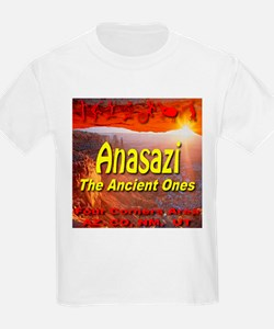 Anasazi The Ancient Ones T-Shirt
