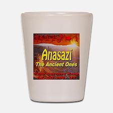 Anasazi The Ancient Ones Shot Glass