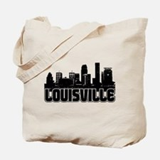 Louisville Skyline Tote Bag