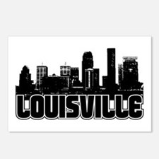 Louisville Skyline Postcards (Package of 8)