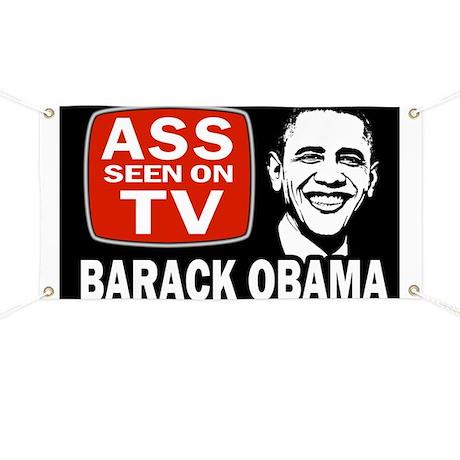 ASS Seen On TV Banner