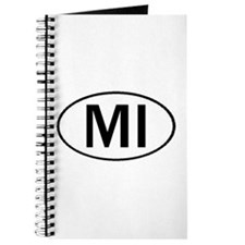 MICHIGAN OVAL STICKERS & MORE Journal