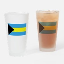 Bahamas Pint Glass