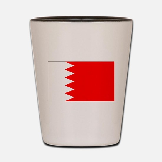 Bahrain Shot Glass