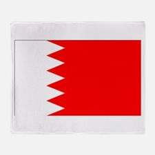 Bahrain Throw Blanket