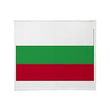 Bulgaria Throw Blanket