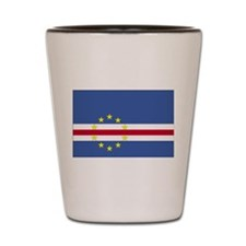 Cape Verde Shot Glass