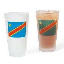 Congo, Democratic Republic of Pint Glass