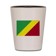 Congo Shot Glass