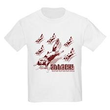 Flying Squirrels Kids T-Shirt