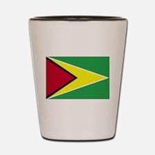 Guyana Shot Glass