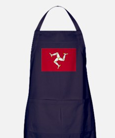 Isle of Man Apron (dark)