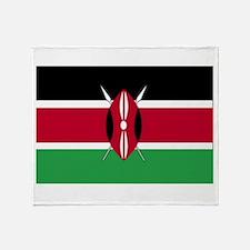 Kenya Throw Blanket