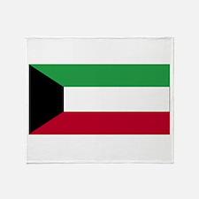 Kuwait Throw Blanket
