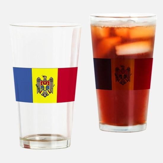 Moldova Pint Glass