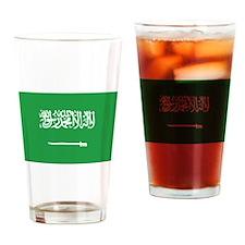 Saudi Arabia Pint Glass