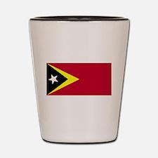 Timor-Leste Shot Glass