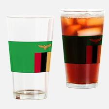 Zambia Pint Glass