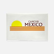 Cute Cancun Rectangle Magnet