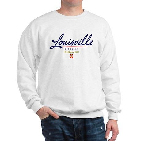 Louisville Script Sweatshirt