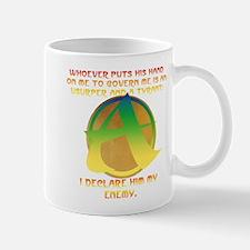 The Ungovernable Force Mug