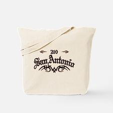 San Antonio 210 Tote Bag