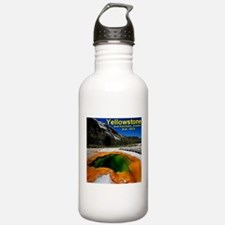 Yellowstone National Park Est. 1872 Water Bottle