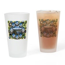 Yellowstone Park Pint Glass
