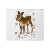 Australian kelpie Fleece Blankets