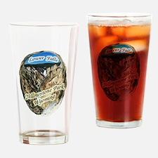 Lower Falls,Yellowstone Park Pint Glass
