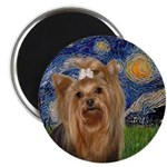 Starry / Yorkie#7 Magnet