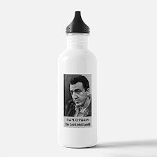 Caryl Chessman Water Bottle