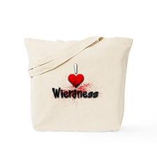 Unique Wierd Tote Bag