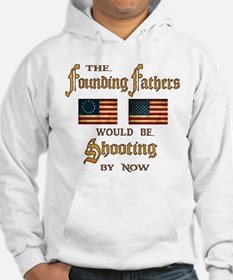 Founding Fathers Shooting Hoodie
