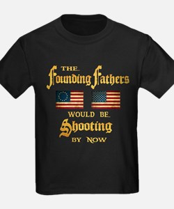 Founding Fathers Shooting T