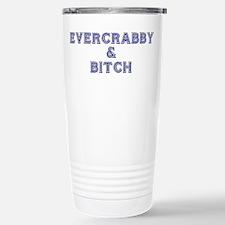 EVERCRABBY & BITCH Travel Mug