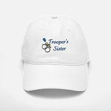 Trooper's Sister Baseball Baseball Cap