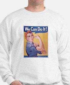 Funny We can do Sweatshirt