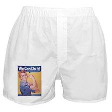 Unique Muscles Boxer Shorts