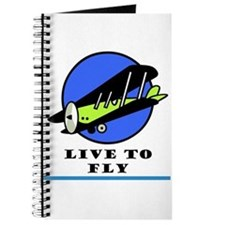 Live to Fly Journal