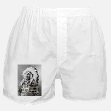 'go back to your own country' Boxer Shorts