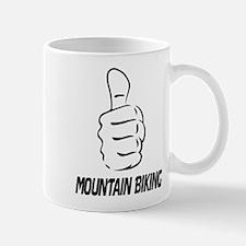 Like Mountain Biking Mug
