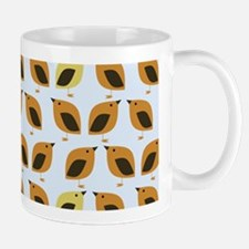 Caramel Birds Mug