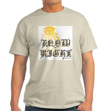 EYE Know Right Light T-Shirt