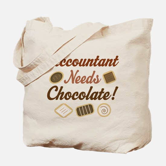 Accountant Gift Funny Tote Bag